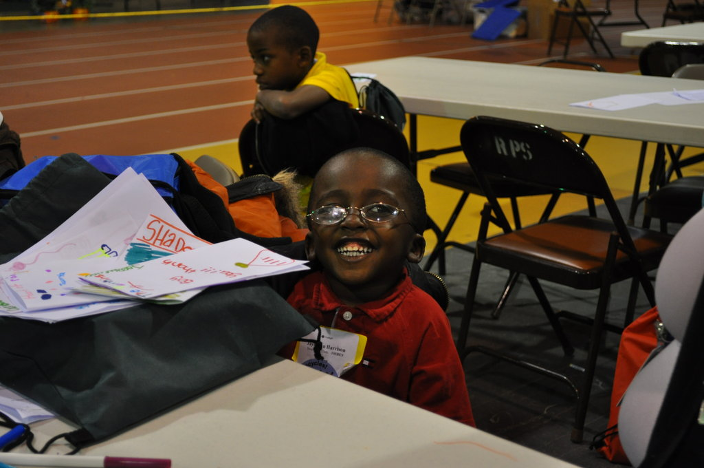 Glasses and Exams for 1,000 Inner City Students