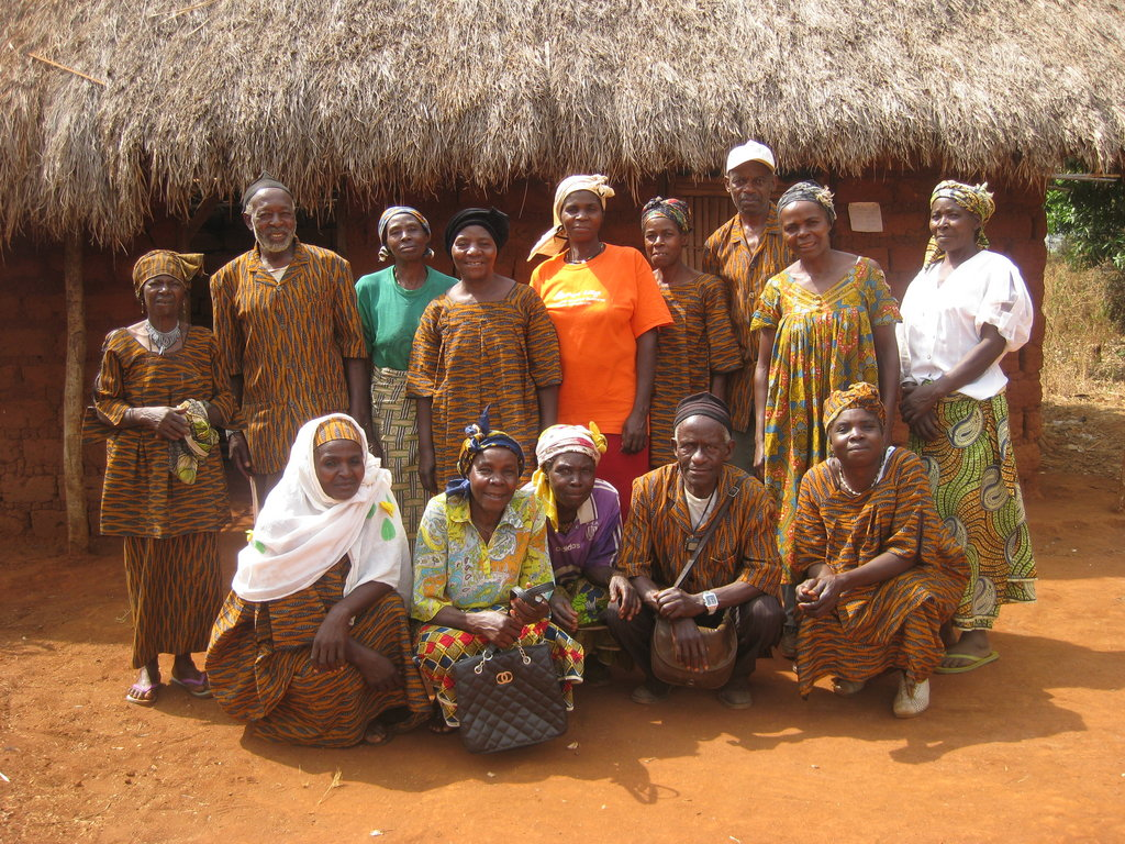 Empower Women in Rural Cameroon - Palm Oil Project