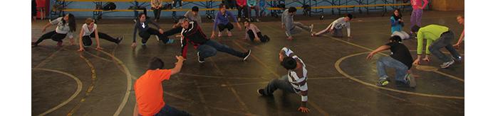 Breakdance Workshop