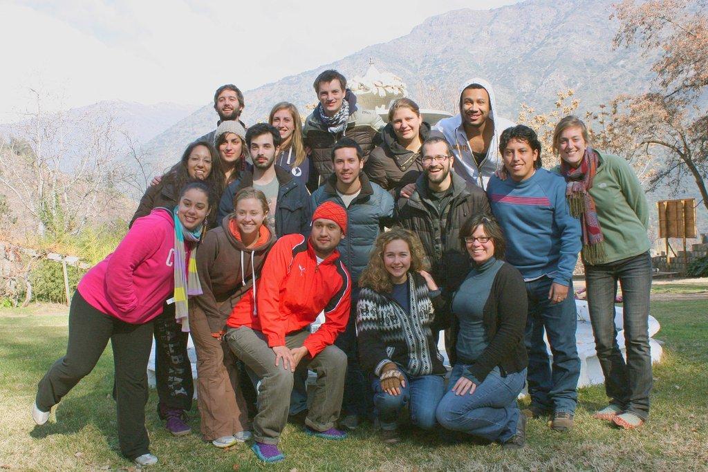 VE Global Volunteer Class