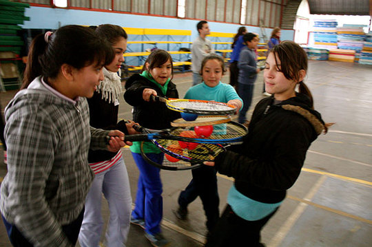 Bring hope and education to 300 children in Chile
