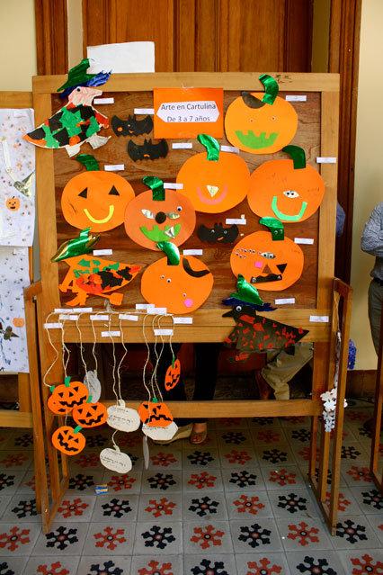 Halloween Pumpkins VE Global 2012
