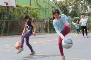 Liga de deportes, sports day!