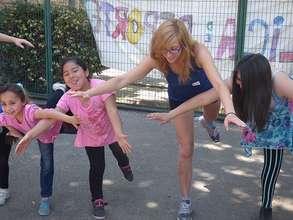 Yoga at Liga de Deportes!