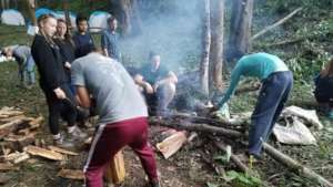 Campout Fundraiser - Cooking in the Wild
