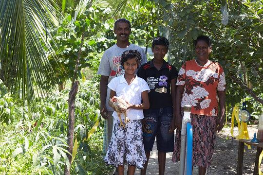 Jeyapragash Family