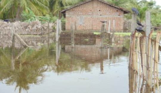 Sri Lanka Flooded, Again