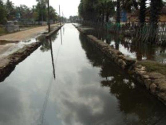 Sri Lanka Again Under Water