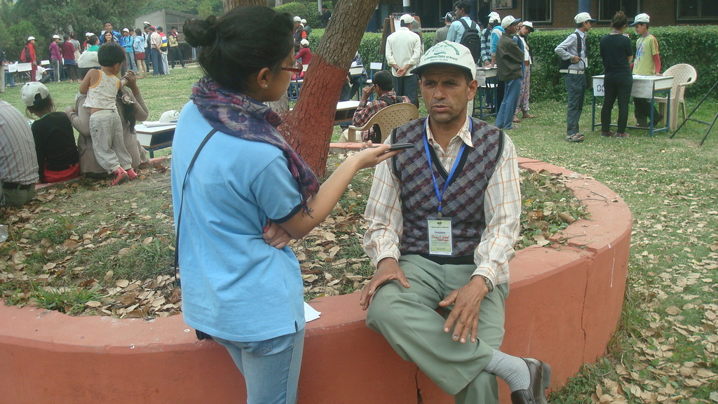 Interview with Mr. Punya Sir