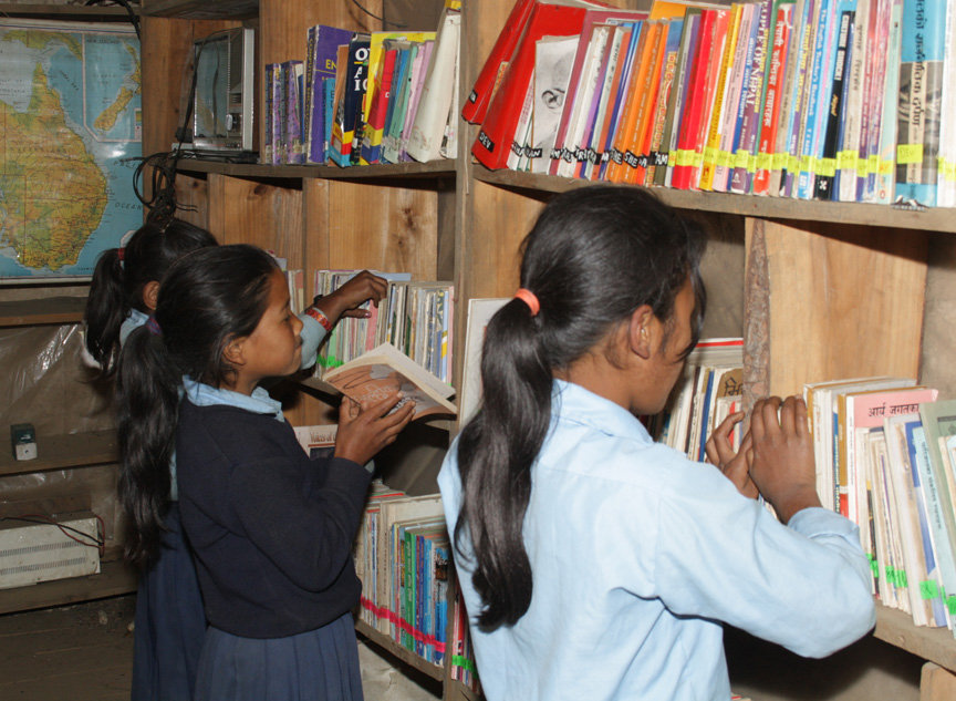 Use of Library by Students