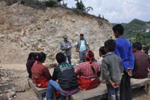 Orientation on Sanitation and Hygiene