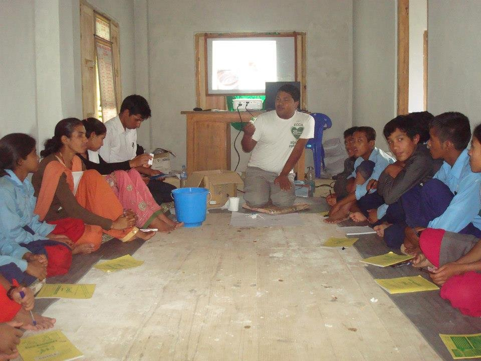 Water Treatment Training for Students