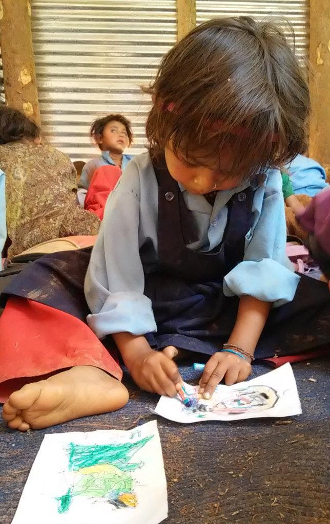 School Environment Improvement Program - Nepal