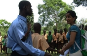 Improve education quality in 500 Ghanaian schools