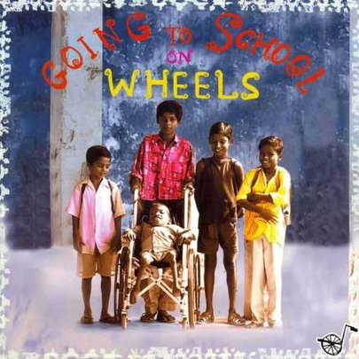 Going to School on a Wheelchair