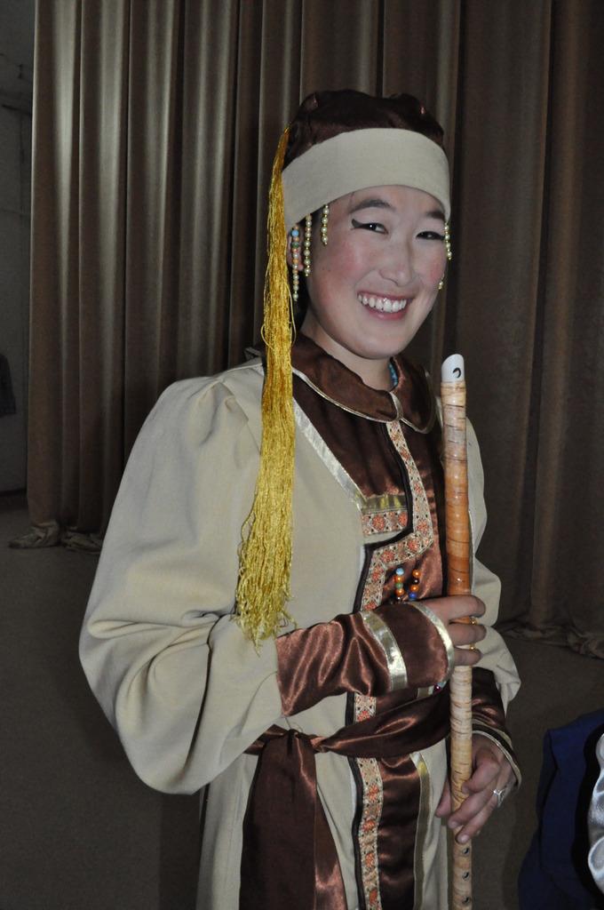 Ailana, from Kosh Agach