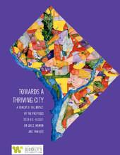 Towards A Thriving City (PDF)
