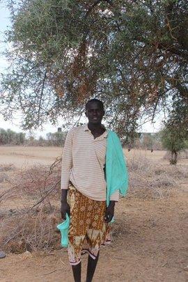 Eloto, a turkana youth and warrior