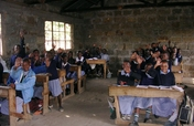 Provide an education for needy Kenyan children