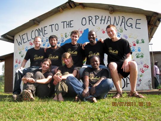 EWB-CU Rwanda Travel Team
