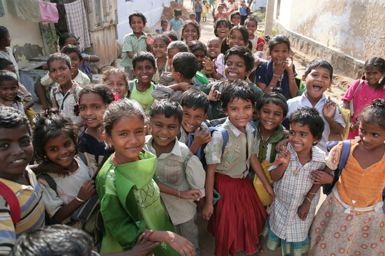Street children: from voiceless to vocal