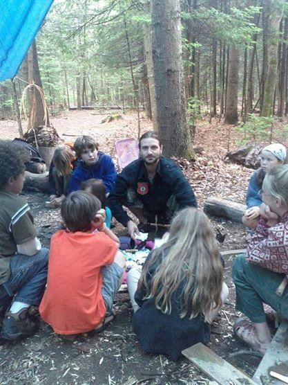 Learning is as natural as the outdoors.