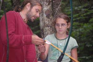 Archery Instruction