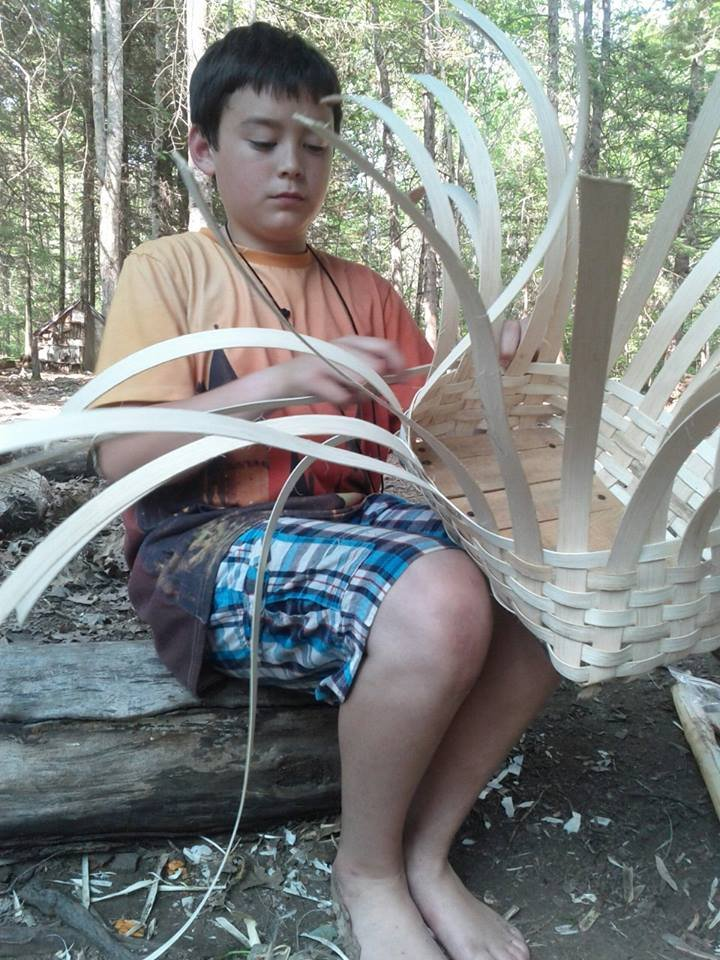 Basketweaving