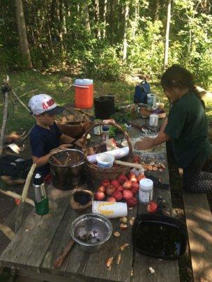 Harvest dinner celebrates local cultural knowledge