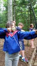 Archery at Camp Forest