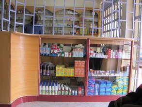 Fully Stocked Pharmacy