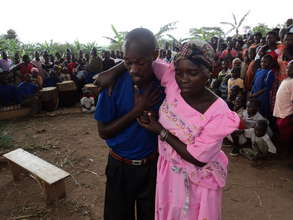 Participatory theatre to dessiminate TB messages