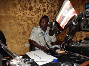 Local FM interactive radio talkshow