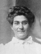 Joan's grandmother Nora