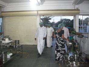 Visit of the Mayor of Chennai