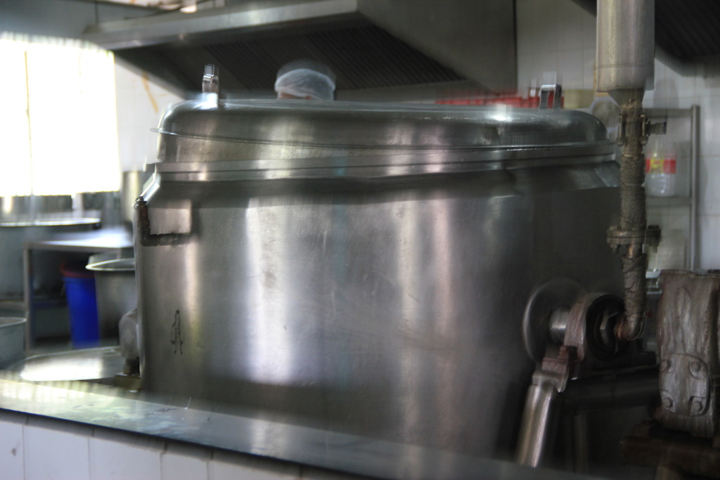 Inside the Eco Kitchen: Cookers for meals