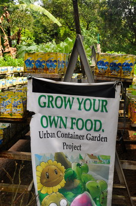 Support food sustainability for long-term health!