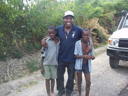 Help us bring clean water to the children of Haiti