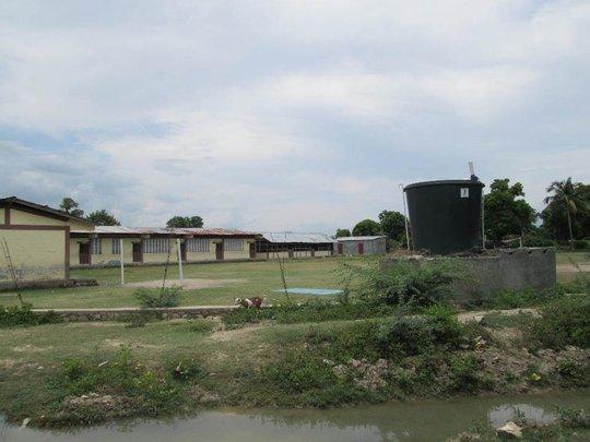 Schoolyard in Fabias
