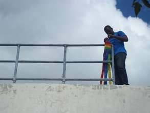 Desdunes Reservoir Now Clean!