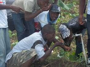 Locals in Desdunes now enjoy, safe clean water