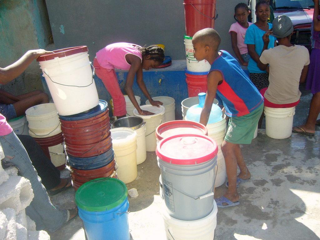 Combat Haiti's Spreading Cholera Crisis