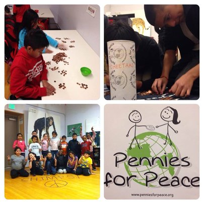 Counting our Pennies for Peace