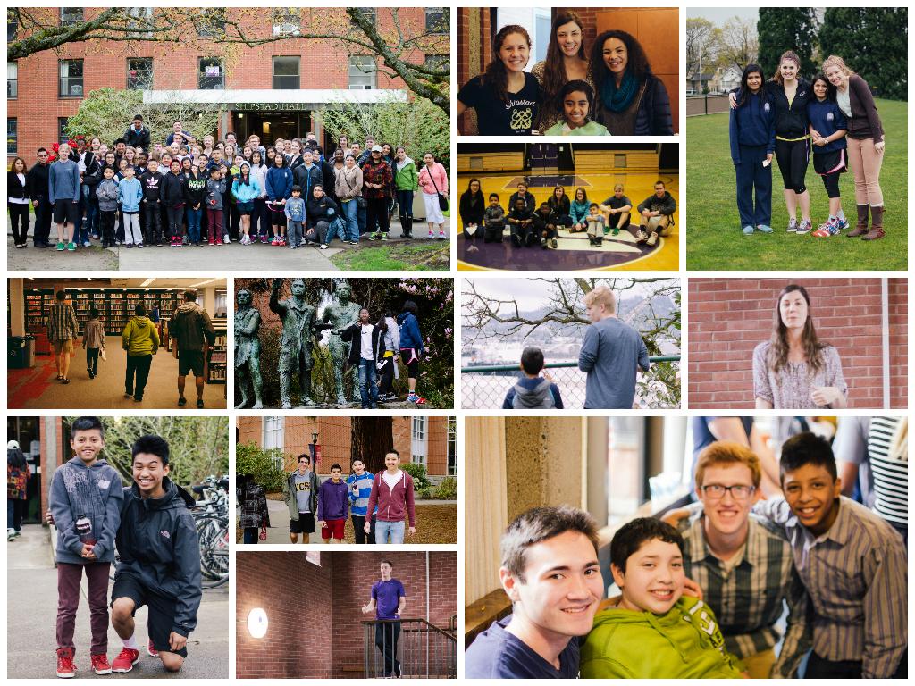 University of Portland Visit Day