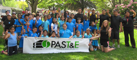 PAST&E Parents and Children Participate Together