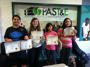 Middle Schoolers Attendance and Academic Awards