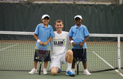 Fund Tutoring and Tennis for At-risk Children