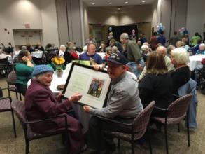 Happy 107th Birthday, Esther!!