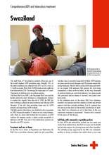 Factsheet HIV/AIDS programme in Swaziland (PDF)