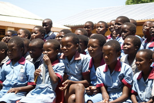 Send 100 Orphans in Swaziland to School